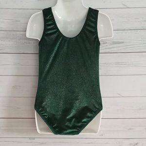 GK Costumes - GK Elite Gymnastics leotard Child medium